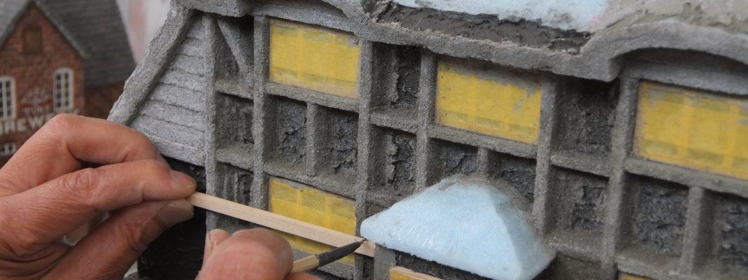 モルタル・スモールハウスの製作について