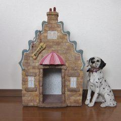 子犬のハウス